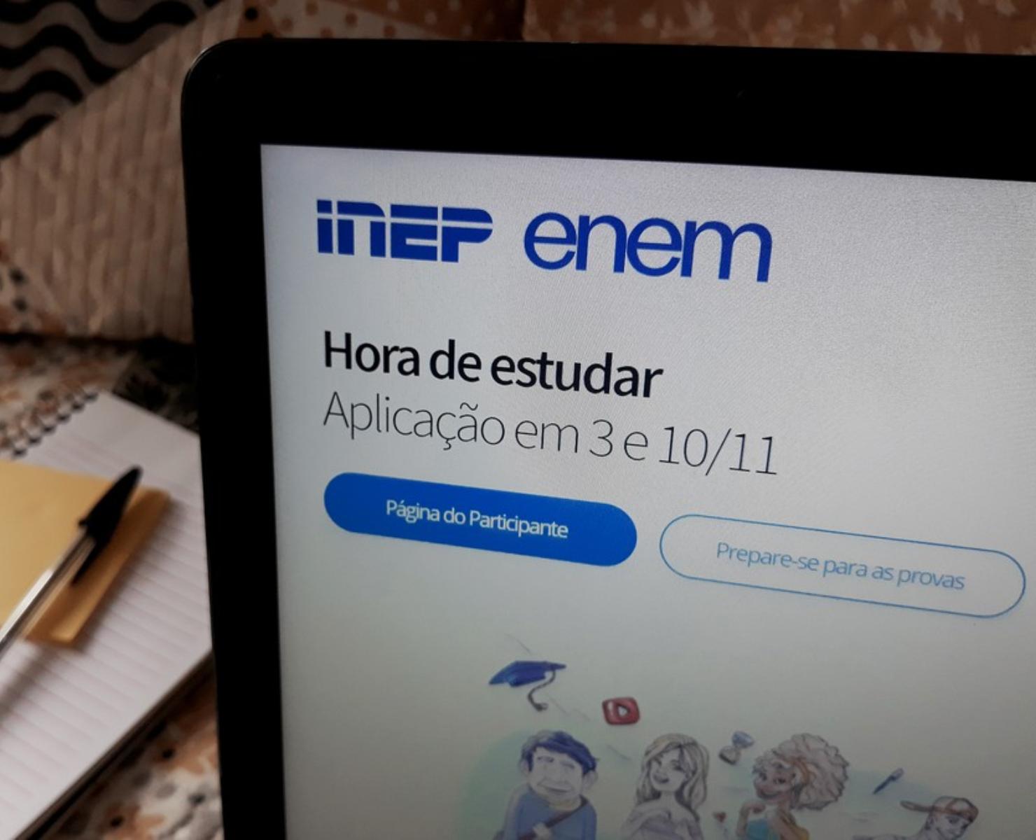 ENEM 2019: INEP DIVULGA LOCAIS DE PROVAS