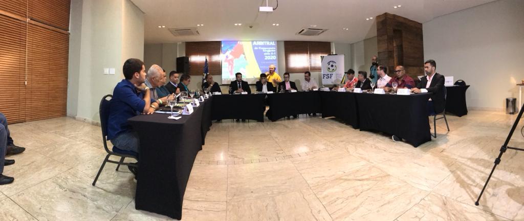 FUTEBOL: CLUBES DEFINEM FÓRMULA DO CAMPEONATO SERGIPANO SÉRIE A-1 DE 2020