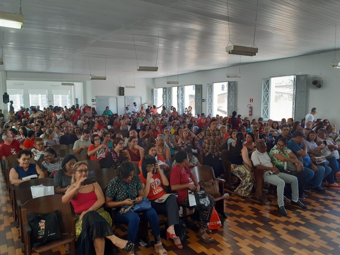 SERGIPE: CONTINUA GREVE DOS PROFESSORES DA REDE ESTADUAL DE ENSINO