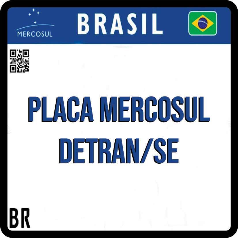 PLACAS MERCOSUL: SERGIPE SOLICITA AO DENATRAN ADIAMENTO DE PRAZO