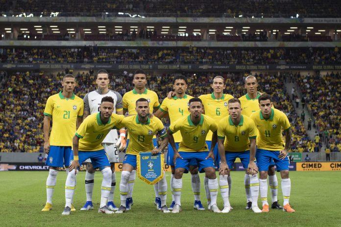 FIFA: BÉLGICA MANTÉM PONTA E BRASIL SEGUE EM TERCEIRO NO RANKING