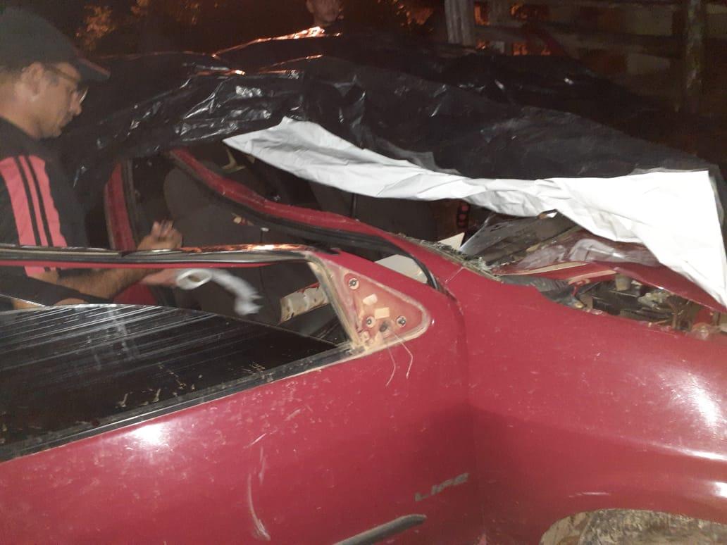 SIMÃO DIAS: ACIDENTE ENVOLVENDO CARRO E ANIMAL OCORRE NA SE-270