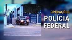 TRÁFICO DE ARMAS: POLÍCIA FEDERAL CUMPRE MANDADOS EM NOVE ESTADOS, INCLUSIVE SERGIPE