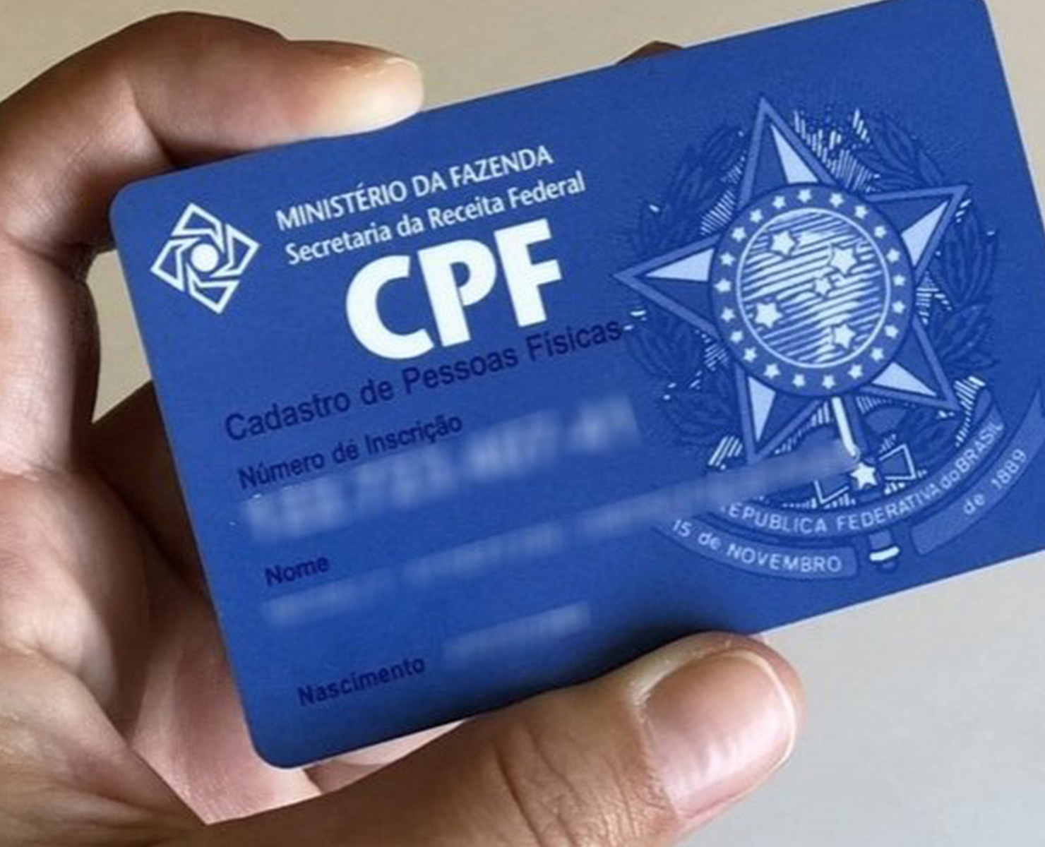 CPF: COMO REGULARIZAR O DOCUMENTO SEM SAIR DE CASA