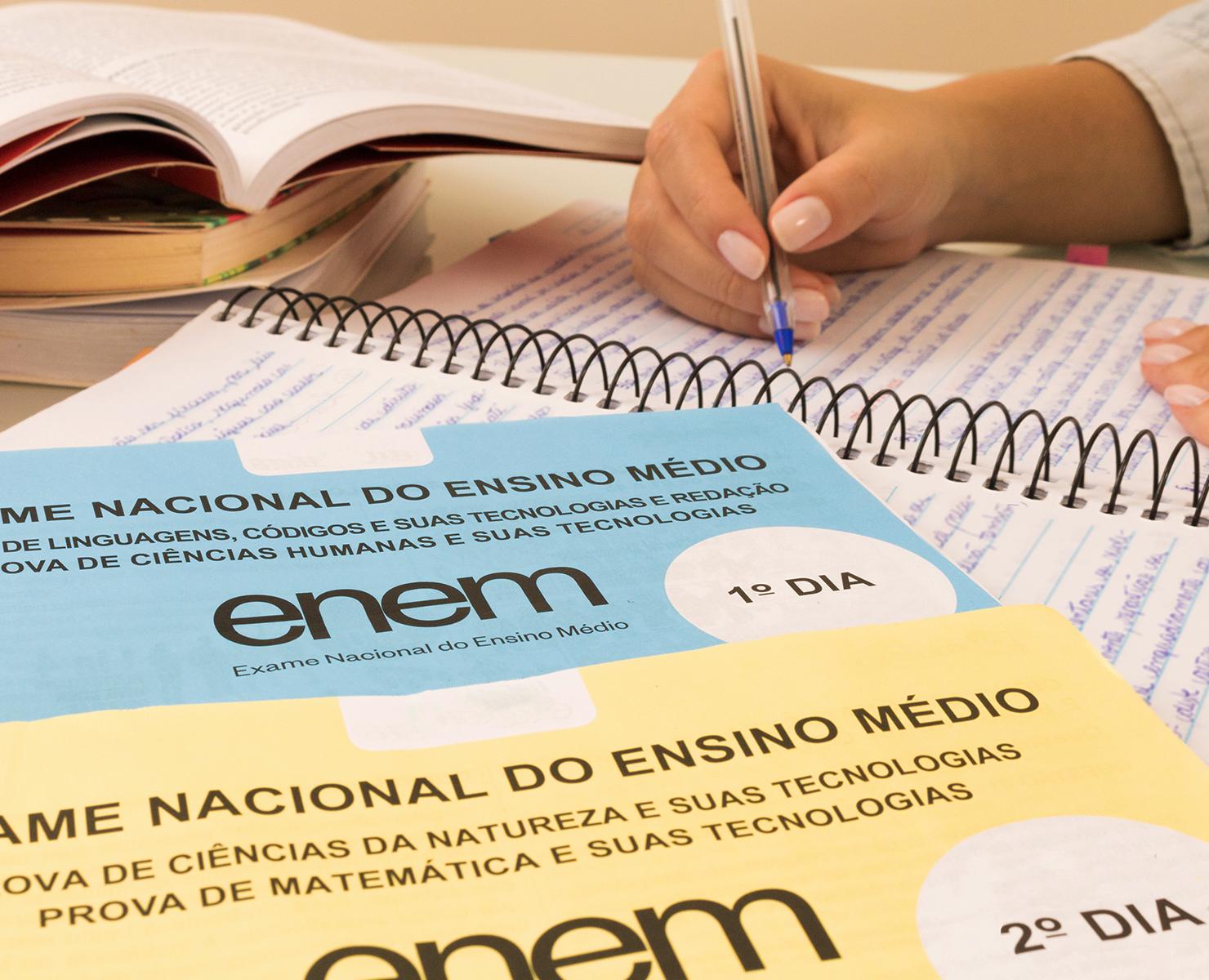 ENEM: MINISTÉRIO DA EDUCAÇÃO ANUNCIA ADIAMENTO