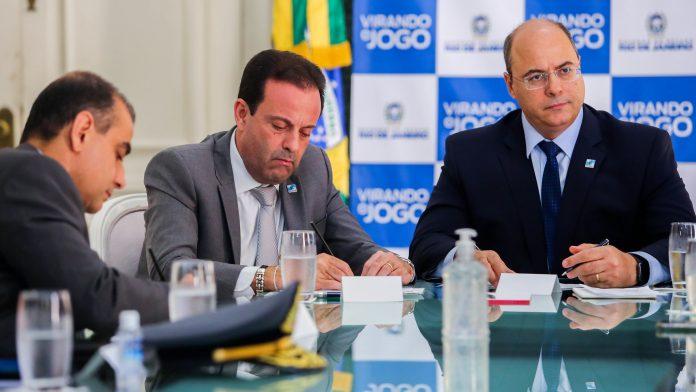 ANDRÉ MOURA: SERGIPANO É DEMITIDO DO GOVERNO DO RIO DE JANEIRO