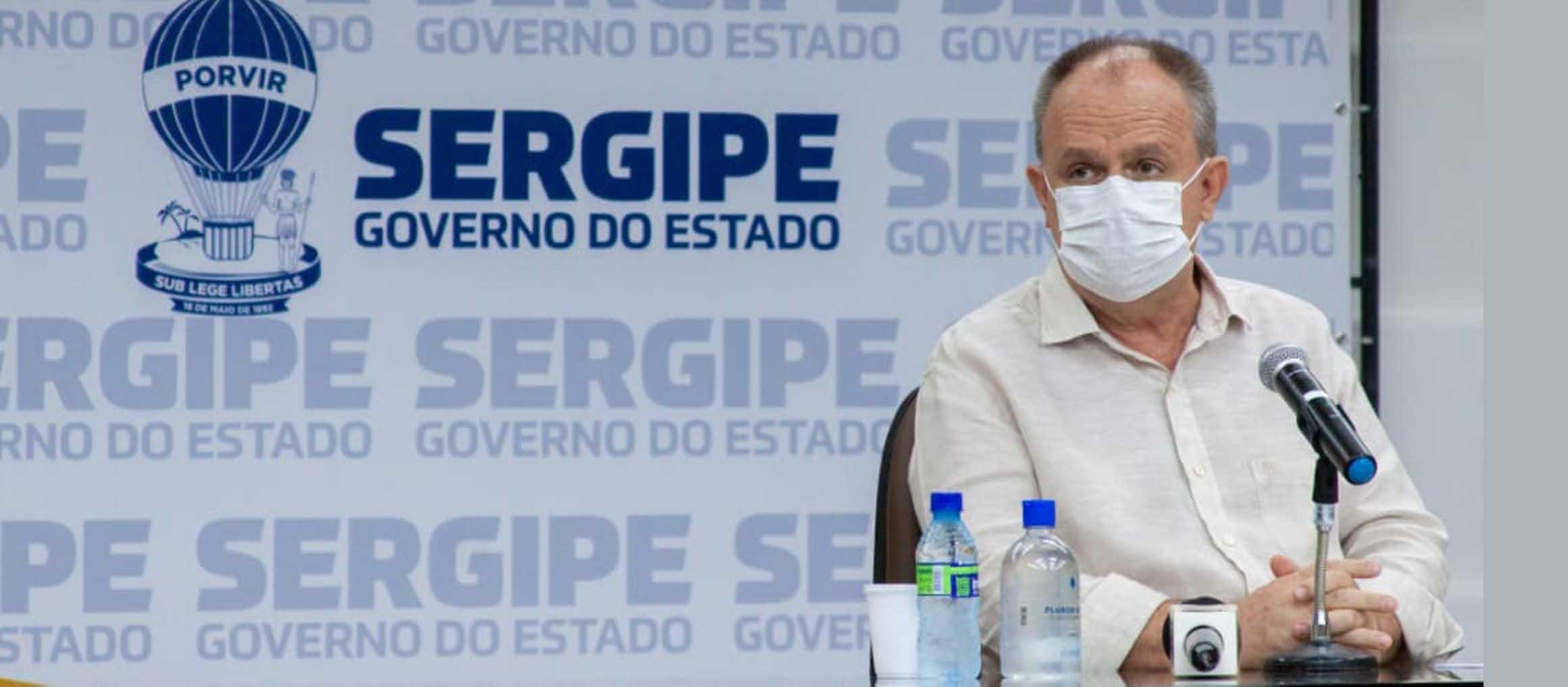 COVID-19: GOVERNO DE SERGIPE DECIDE AGUARDAR JUSTIÇA PARA COMEÇAR A REABRIR O COMÉRCIO