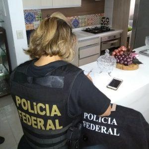 POLÍCIA FEDERAL: OPERAÇÃO DEFLAGRADA NO MUNICÍPIO DE CARMÓPOLIS