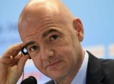 COPA DO MUNDO: FIFA ESTUDA ADIAR INÍCIO DAS ELIMINATÓRIAS PARA NOVEMBRO