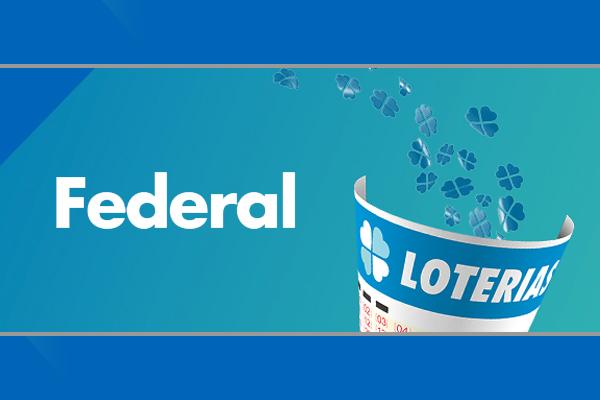 LOTERIA FEDERAL: SORTEIOS VOLTAM ÀS QUARTAS-FEIRAS