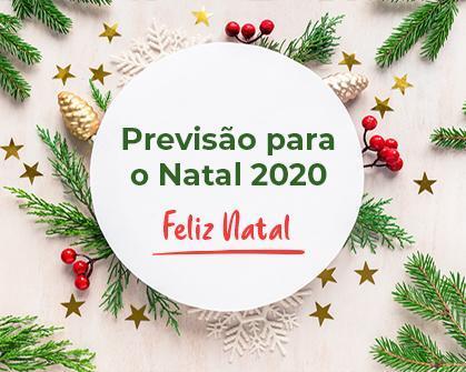 NORDESTE: PREVISÃO DO TEMPO PARA O NATAL 2020