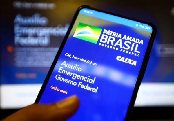 AUXÍLIO EMERGENCIAL: GOVERNO ENVIA MENSAGEM DE SMS ATÉ TERÇA PARA QUEM TEVE BENEFÍCIO CANCELADO