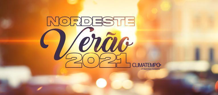 NORDESTE: PREVISÃO DO CLIMA PARA O VERÃO 2021