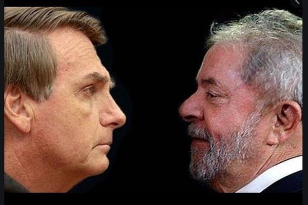 ELEIÇÕES 2022: BOLSONARO SONHA EM ENFRENTAR LULA