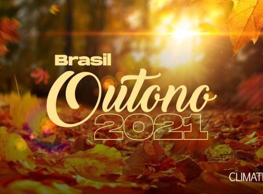 OUTONO 2021: VEJA A TENDÊNCIA PARA A REGIÃO NORDESTE