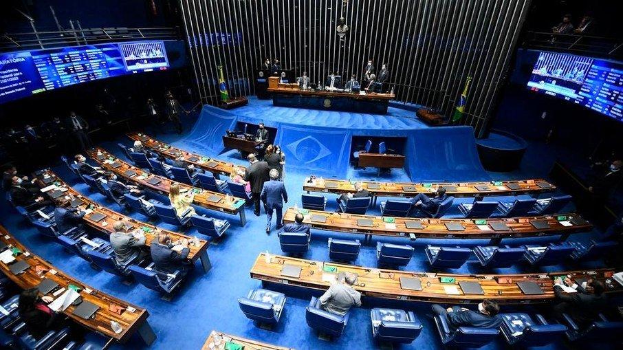 AUXÍLIO EMERGENCIAL: SENADO APROVA TEXTO-BASE DA PEC