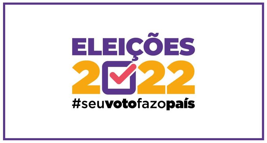 ELEIÇÕES 2022: TSE APRESENTA LOGOTIPO