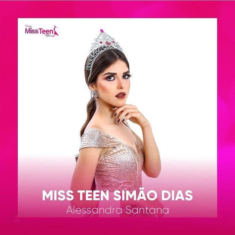 MISS SERGIPE TEEN: SIMÃODIENSE QUE DISPUTARÁ TÍTULO PRECISA DE APOIO