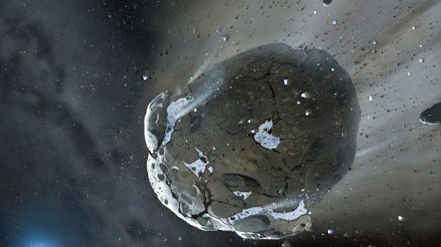 MUNDO: ASTEROIDE GIGANTE PASSARÁ PERTO DA TERRA; NASA DESCARTA RISCOS