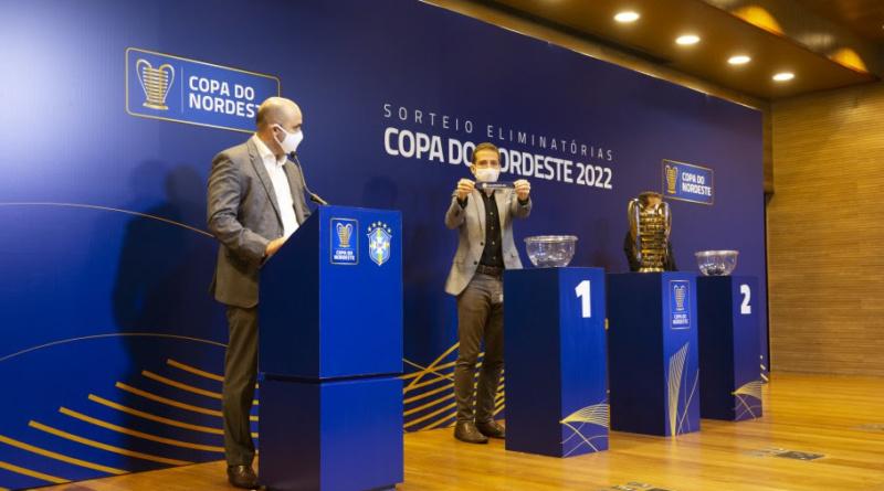 COPA DO NORDESTE 2022: LAGARTO FARÁ SELETIVA CONTRA RIVER DO PIAUÍ; VEJA OS CONFRONTOS